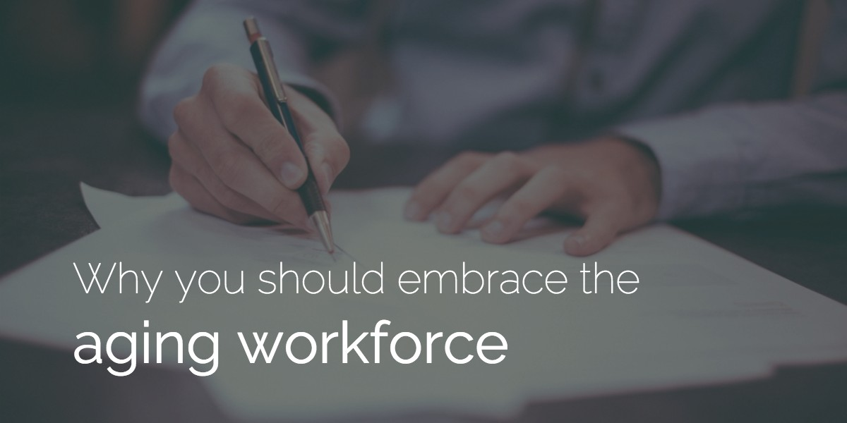embrace the aging workforce