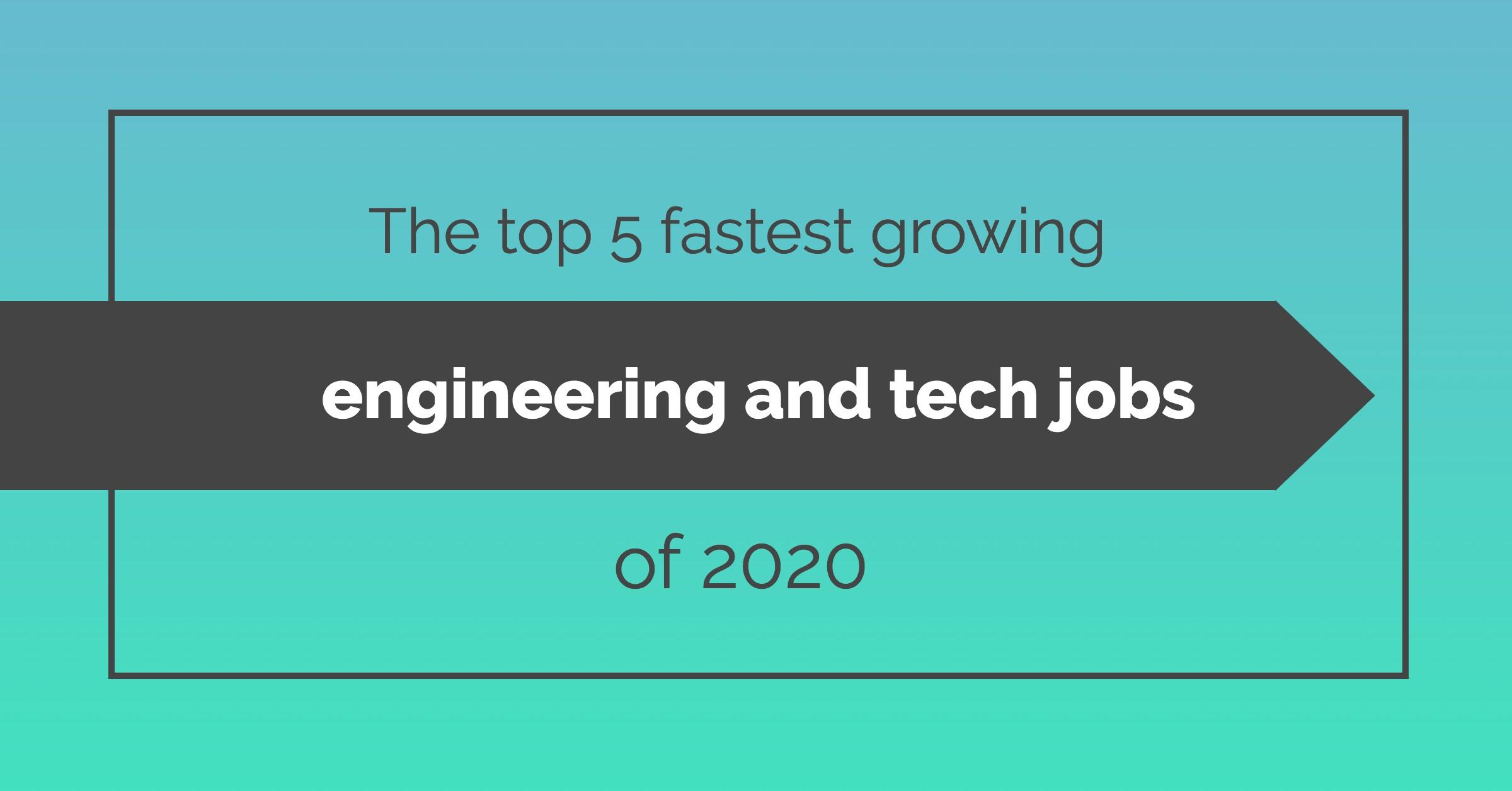 fastest-growing-engineering-jobs-2020